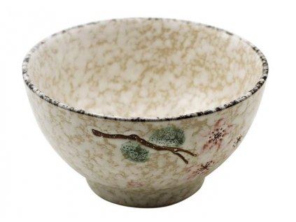 Keramická miska Snow na rýži 11,5 cm