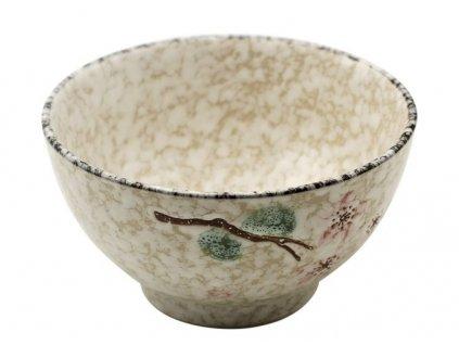Keramická miska Snow na rýži 12,5 cm