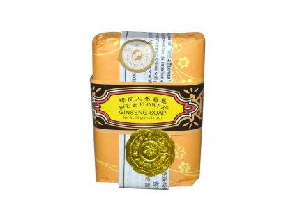 Ženšenové mýdlo 80 g