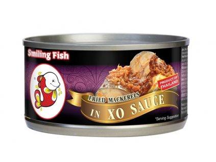 Smažená makrela v XO omáčce 160 g