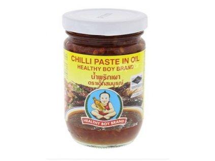Chilli pasta v oleji 220 g