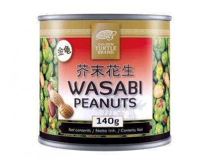 Arašídy ve wasabi 140 g