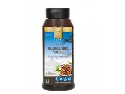 Bulgogi BBQ omáčka 1 l