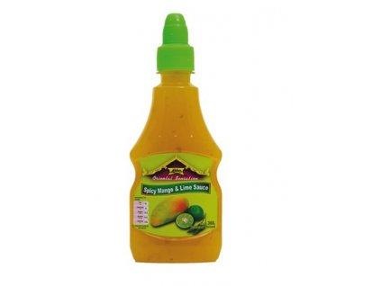 Pikantní mangovo-limetková omáčka 300 ml