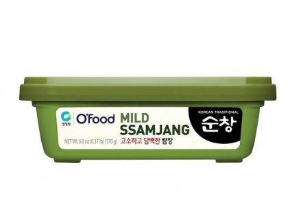 Ssamjang mild ochucená sójová pasta 170 g