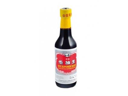 Sójová omáčka tmavá Superior 150 ml