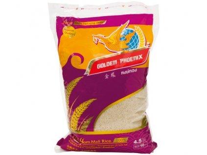 Jasmínová rýže thajská Golden Phoenix 4,5 kg