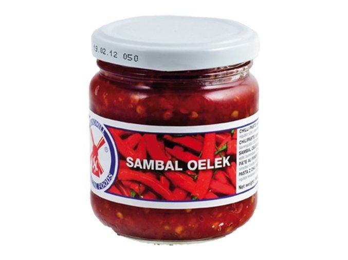 Sambal Oelek chilli pasta 200 g