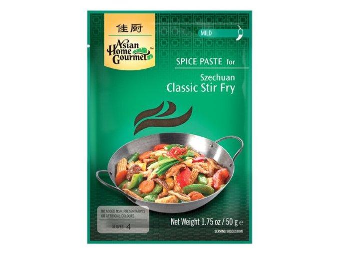 Sečuánské koření na smažení pasta 50 g