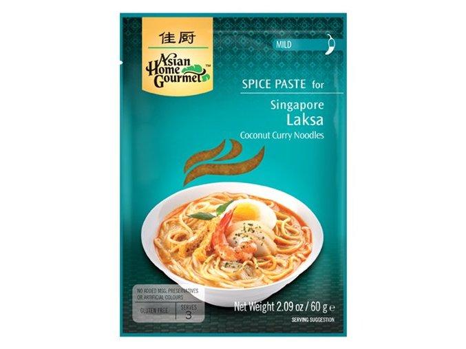Laksa kokosové kari pasta 50 g Asian Home Gourmet