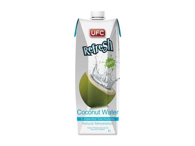 Kokosová voda 100% fresh 1l