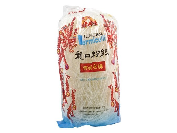 Skleněné nudle z munga 250 g