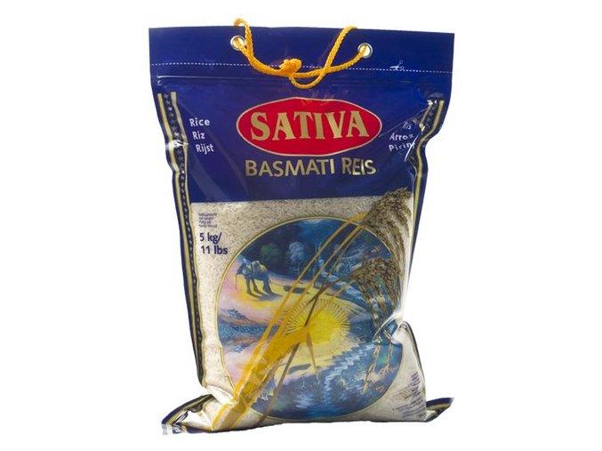 Basmati rýže 5 kg