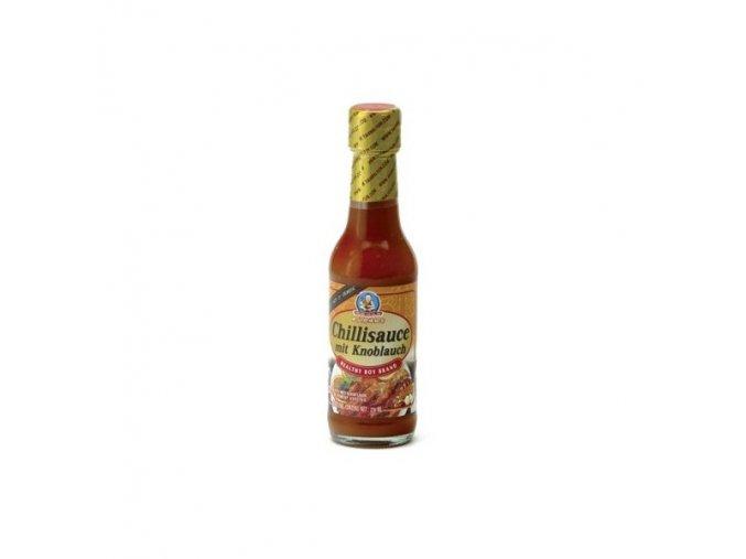 Chilli omáčka s česnekem 250 ml