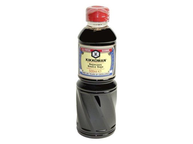 Sojová omáčka Kikkoman 500 ml