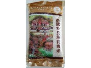 Rýže jasmínová 1 kg thajská