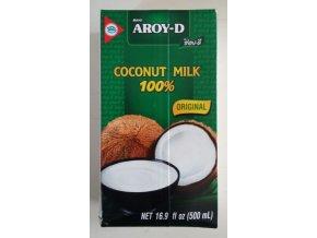 Kokosové mléko AROY-D 500 ml