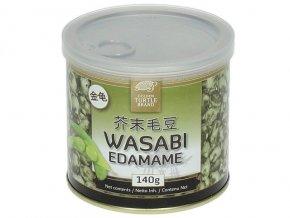 Edamame ve wasabi 140g