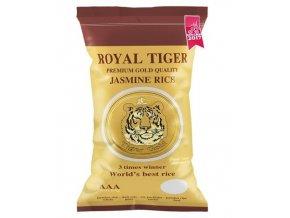 Rýže jasmínová Royal Tiger Gold 18 kg