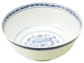 Mísa z rýžového porcelánu 25 cm