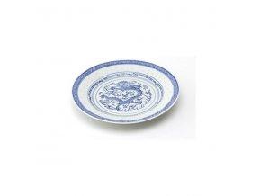 Talíř z rýžového porcelánu 25 cm