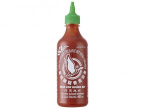 Sriracha chilli omáčka s extra koriandrem 455 ml
