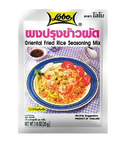 Lobo orientální smažená rýže směs koření 25 g