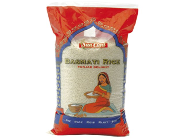 Sun Clad rýže Basmati 1 kg