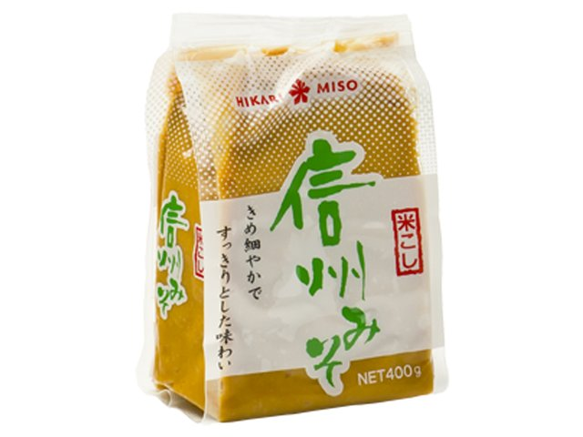 Miso pasta Hikari bílá 400 g