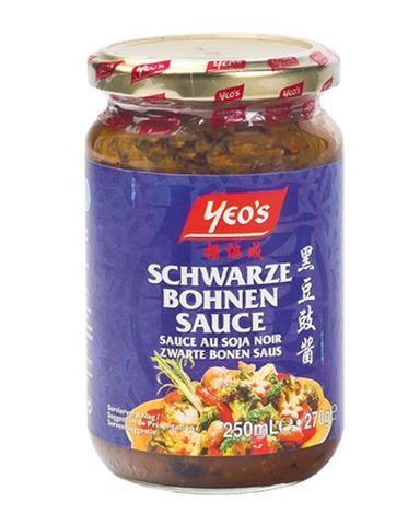 Yeo's Omáčka z černých fazolí 250 ml