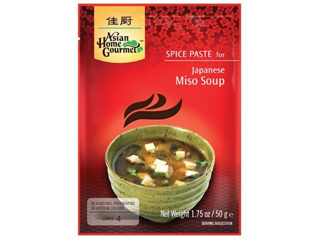 AsiaHomeGourmet Japonská polévka Miso pasta 50 g