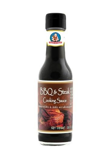 HEALTHY BOY Barbecue omáčka 250 ml