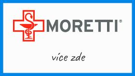 Výrobky firmy Moretti
