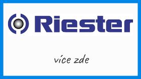 Výrobky firmy Riester