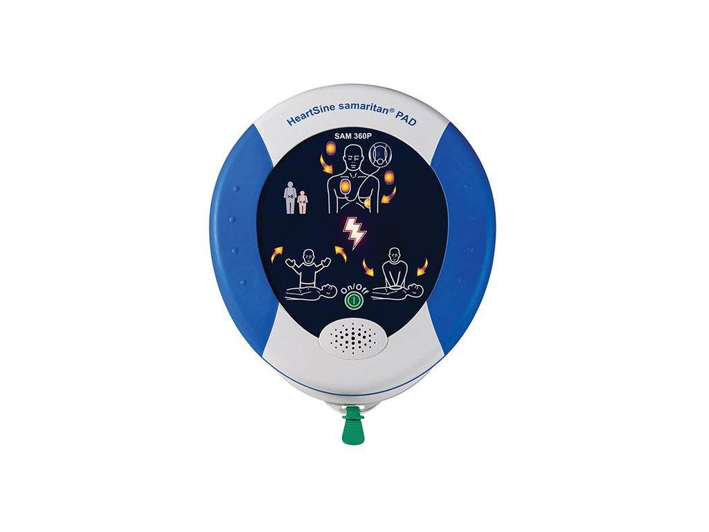 defibrilátor AED Heartsine 360