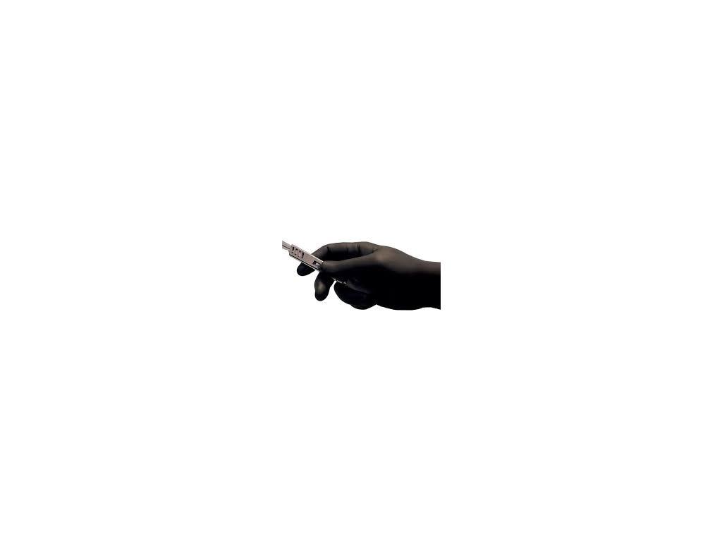 Nitrilové ČERNÉ rukavice Easycare 100 ks