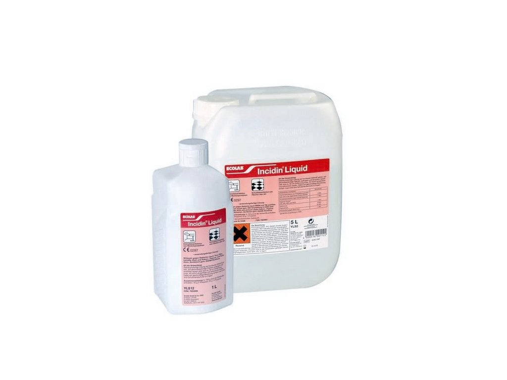 Incidin liquid (varianta 5 l)