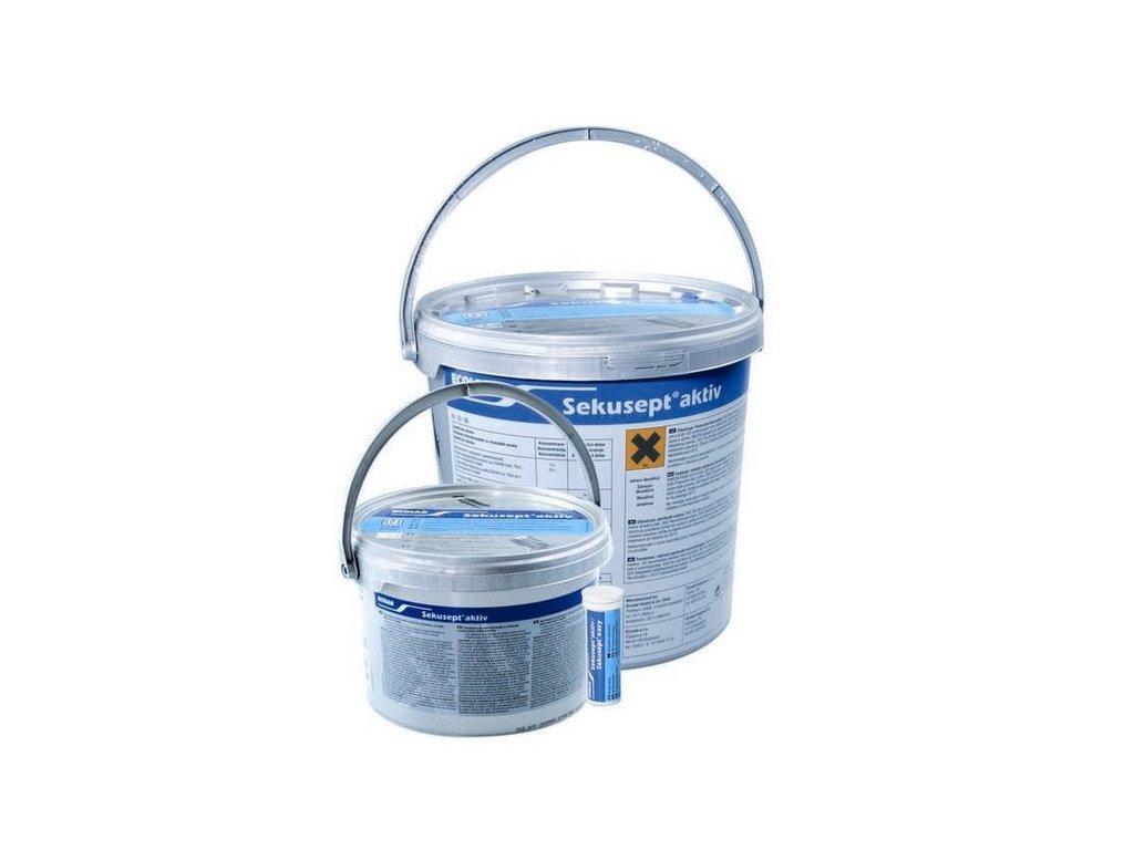 Sekusept aktiv pro nástrojovou dezinfekci (varianta 6 kg)