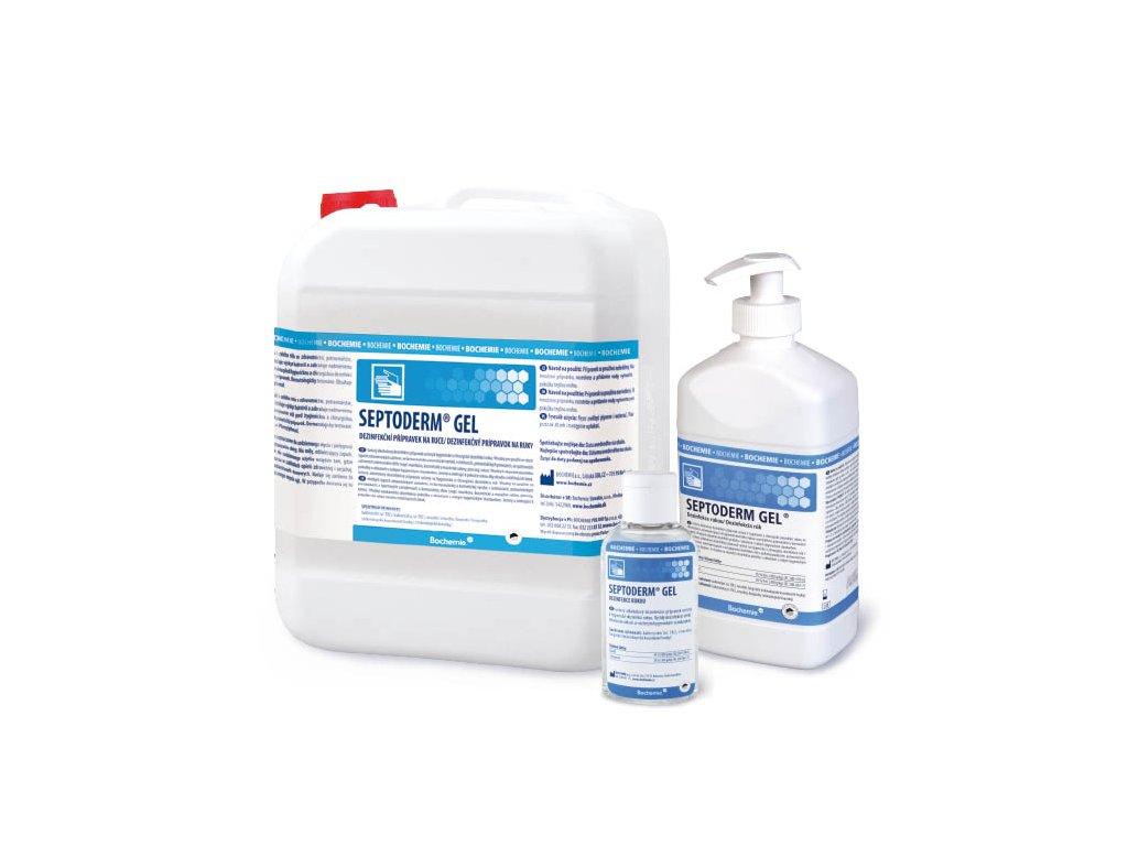 Septoderm gel (varianta 1 l Bag)