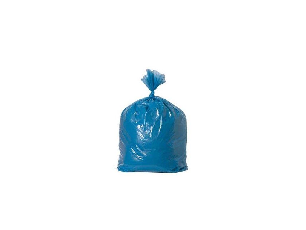 pytel na odpad modrý