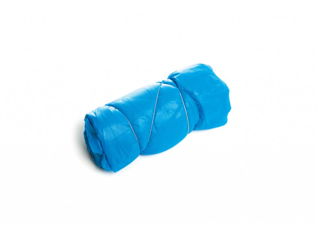 Návlek na lůžko PE modrý (10 ks)