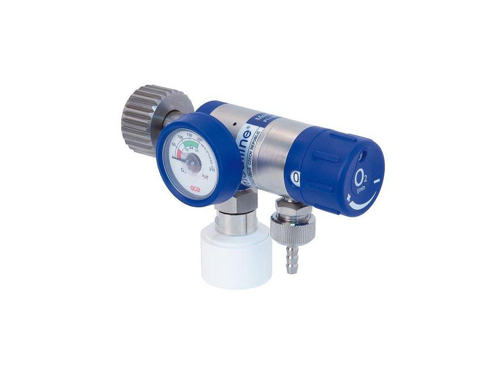 Redukční ventil Mediselect II (varianta mediselect II, 0-6 l, hadička)