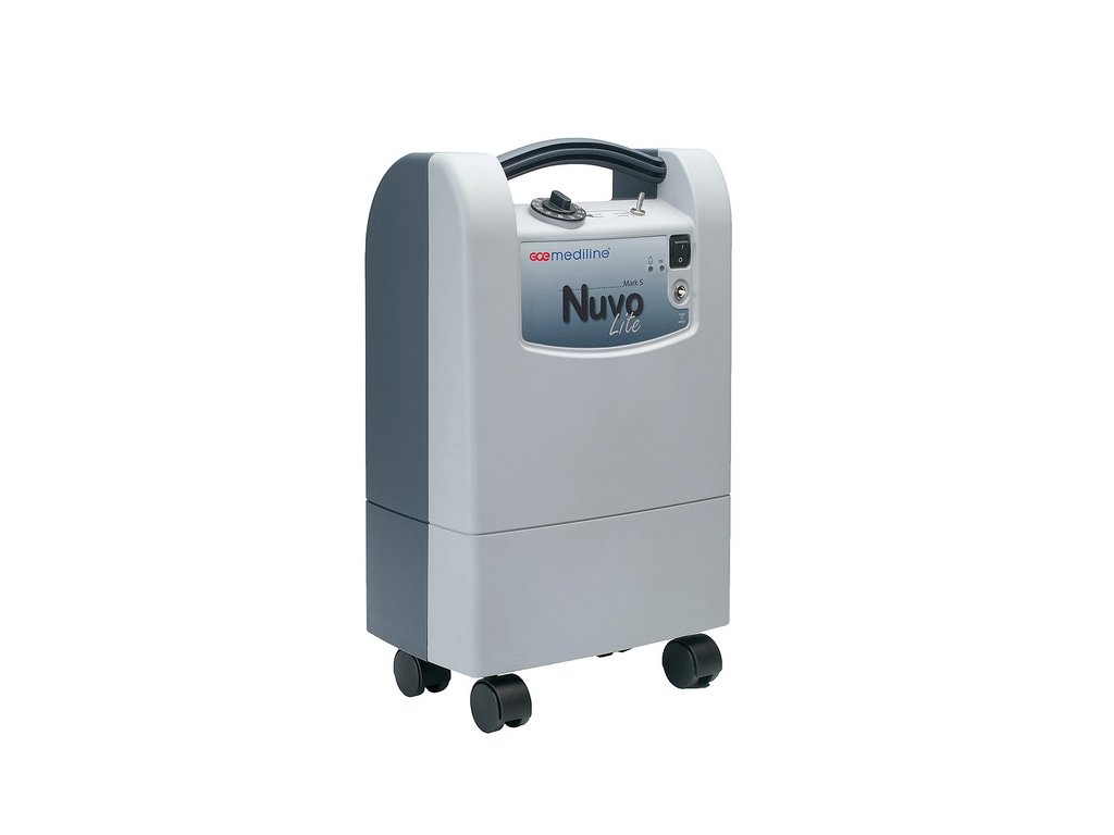 Kyslíkový přístroj  koncentrátor NUVO Lite