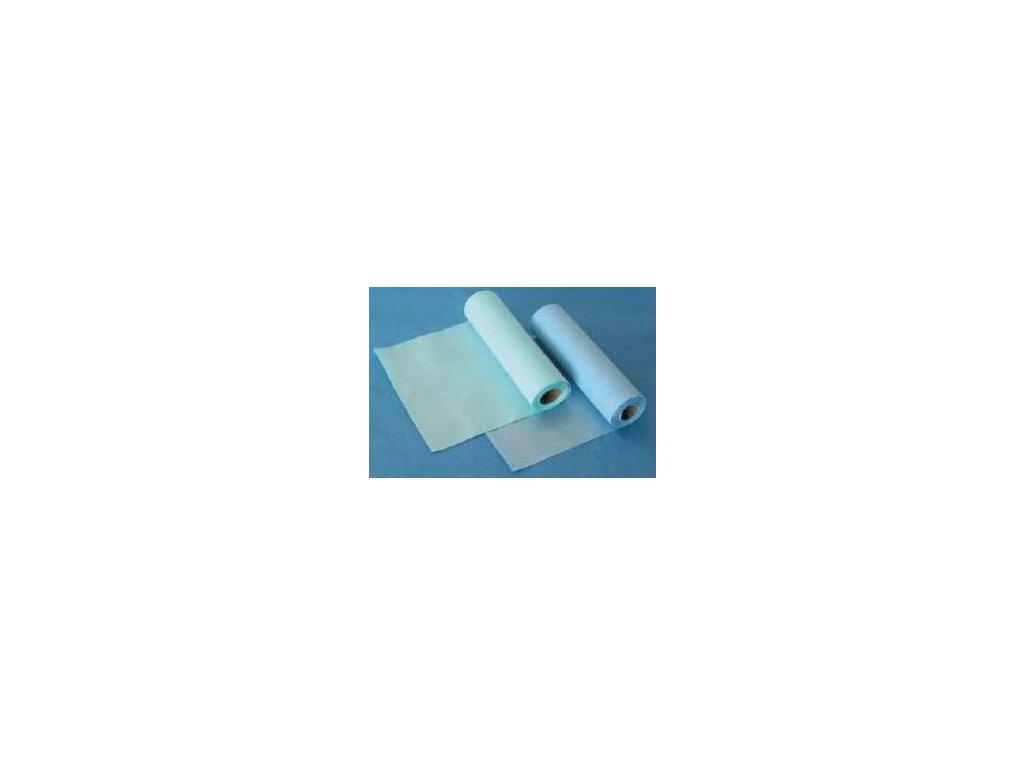Podložka nepropustná (varianta modrá, 51 x 50 cm / 80 ks)