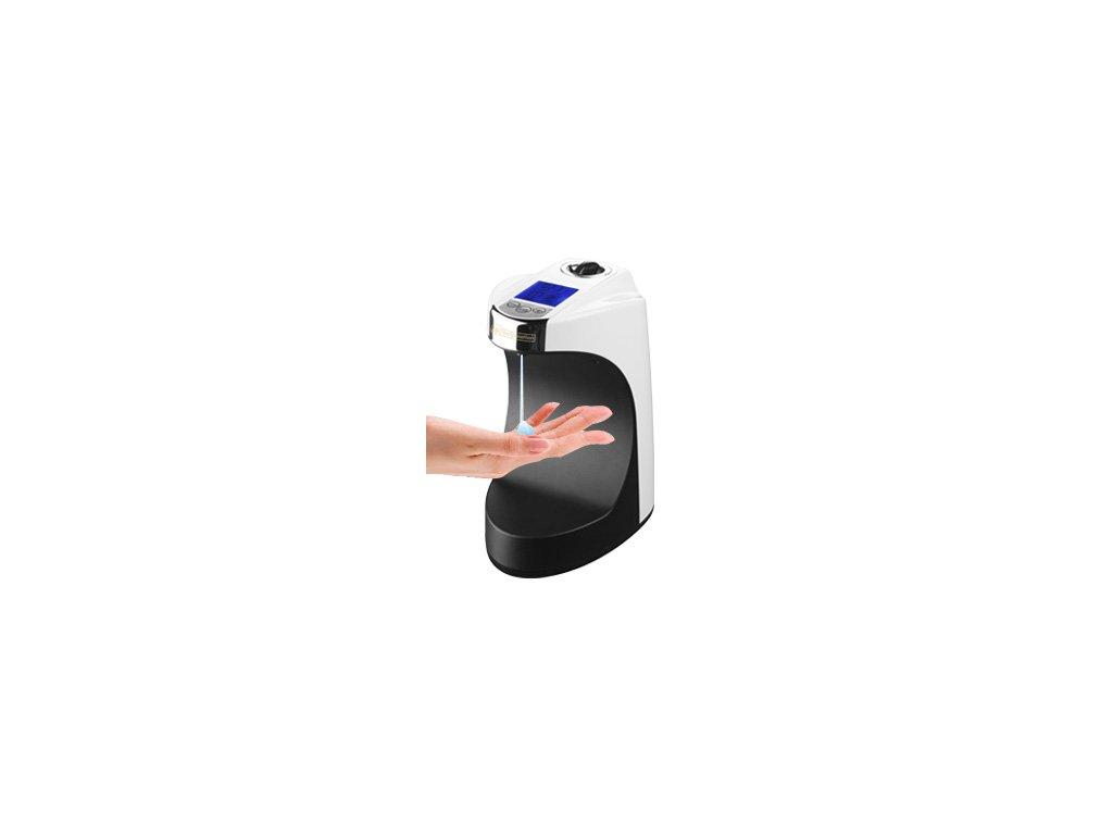Bezdotykový dávkovač mýdla a dezinfekce V480D