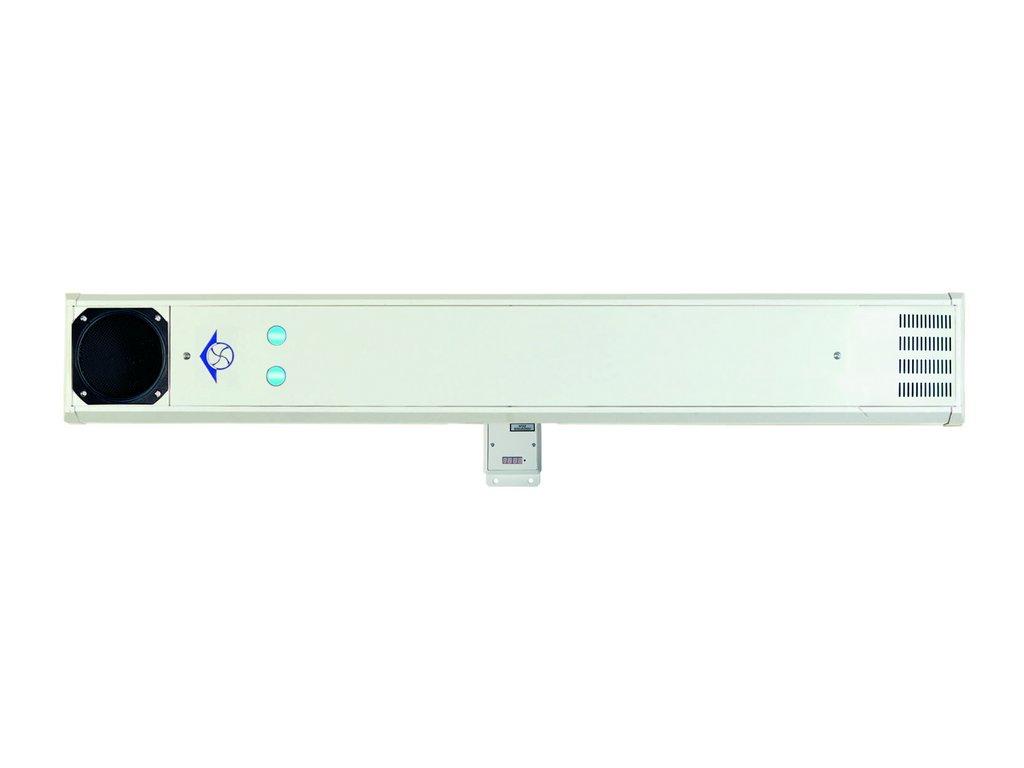 Germicidní lampa s nepřímým zářením (varianta 2 x 30 W, nástěnná)