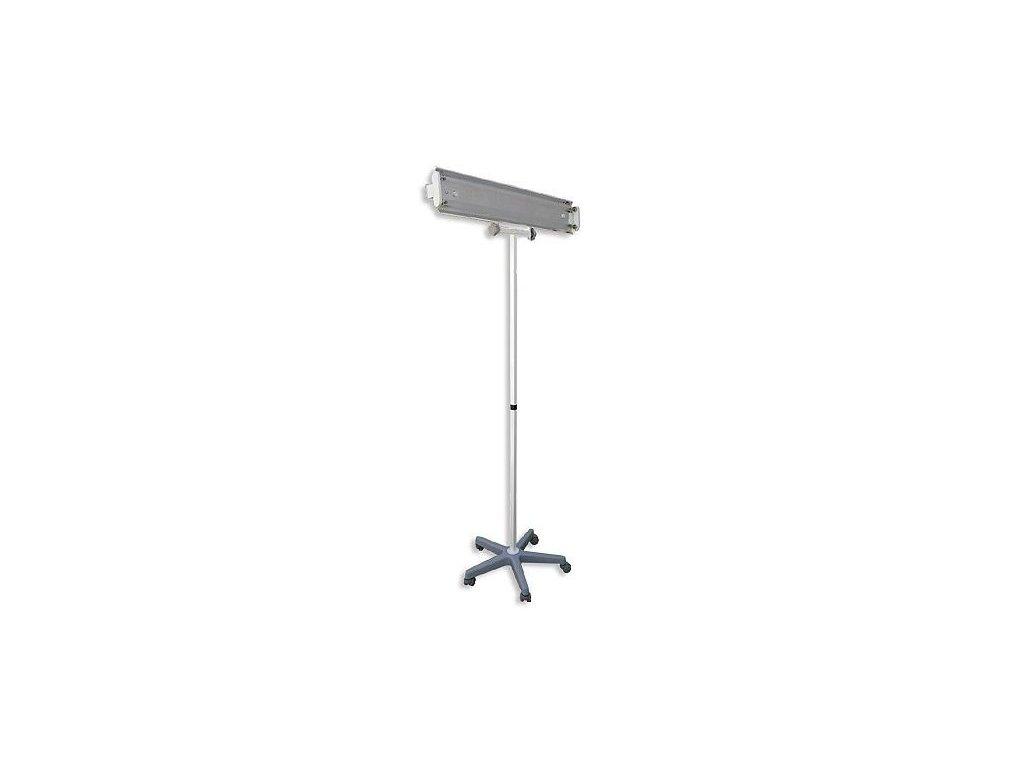 Germicidní lampa pojízdná Ultraviol (varianta 1 x 30 W s počítadlem provozních hodin a displejem)