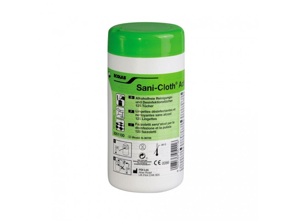 sanicloth active