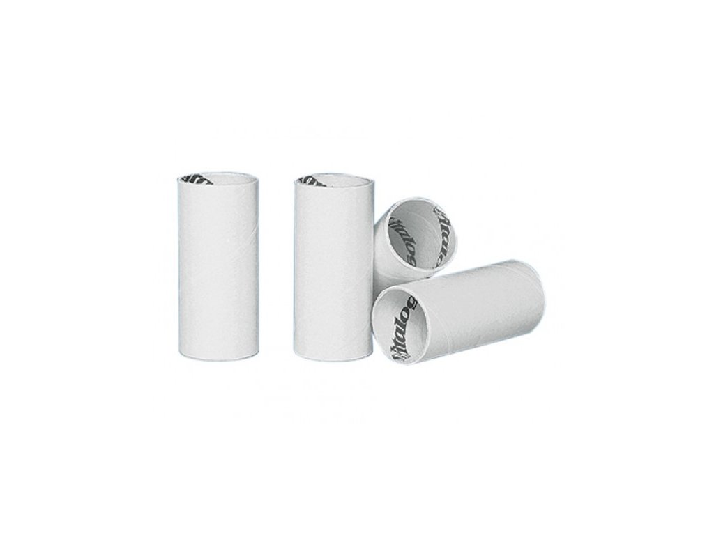 Náústek papírový spirometru Vitalograph (varianta prům.3 cm, délka 6 cm, 200 ks)