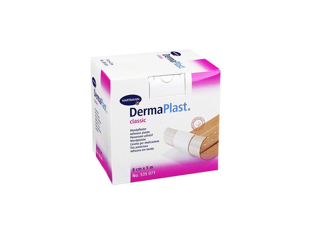 DermaPlast classic (varianta 8 cm x 5 m)